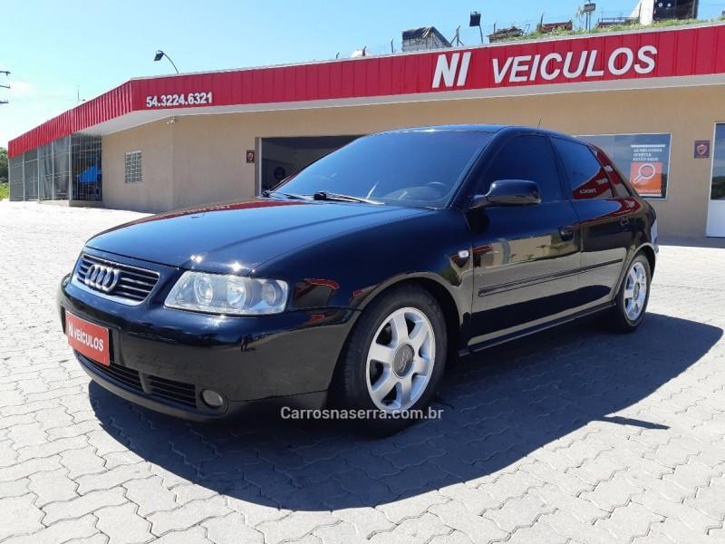 a3 1.6 8v gasolina 4p manual 2003 caxias do sul