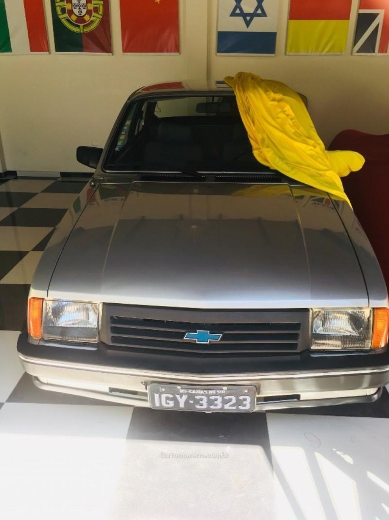 chevette 1.6 sl e 8v gasolina 2p automatico 1988 caxias do sul