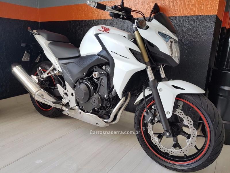 CB 500F ABS - 2014 - CAXIAS DO SUL