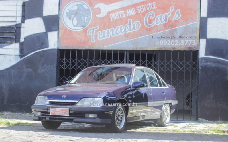 omega 2.0 mpfi gls 8v alcool 4p manual 1994 caxias do sul