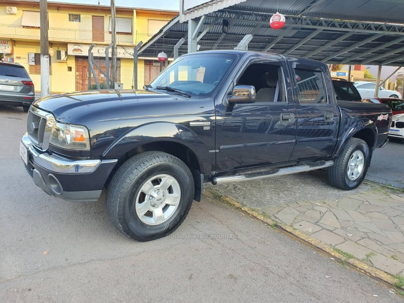 ranger 3.0 xlt 4x4 cd 16v turbo eletronic diesel 4p manual 2008 bento goncalves