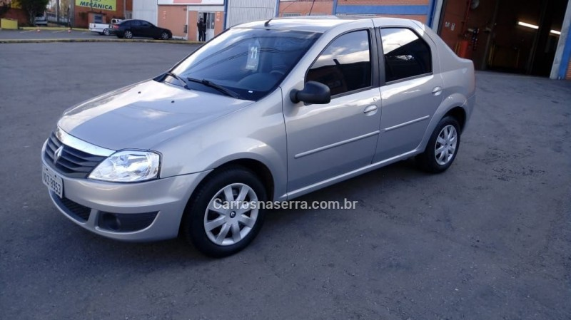 logan 1.6 expression 8v flex 4p manual 2011 caxias do sul