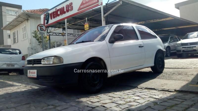 gol 1.0 mi special 8v gasolina 2p manual 1999 caxias do sul