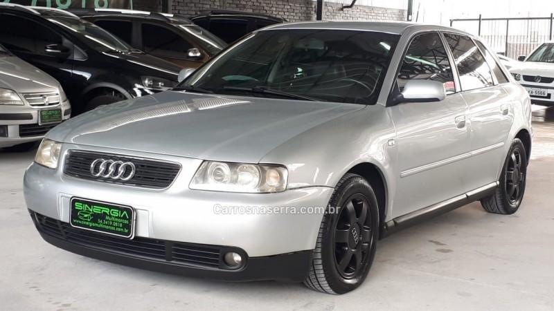 a3 1.8 20v gasolina 4p manual 2002 caxias do sul