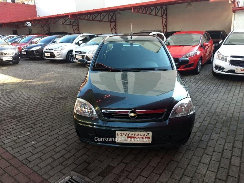 corsa 1.4 mpfi premium sedan 8v flex 4p manual 2009 caxias do sul