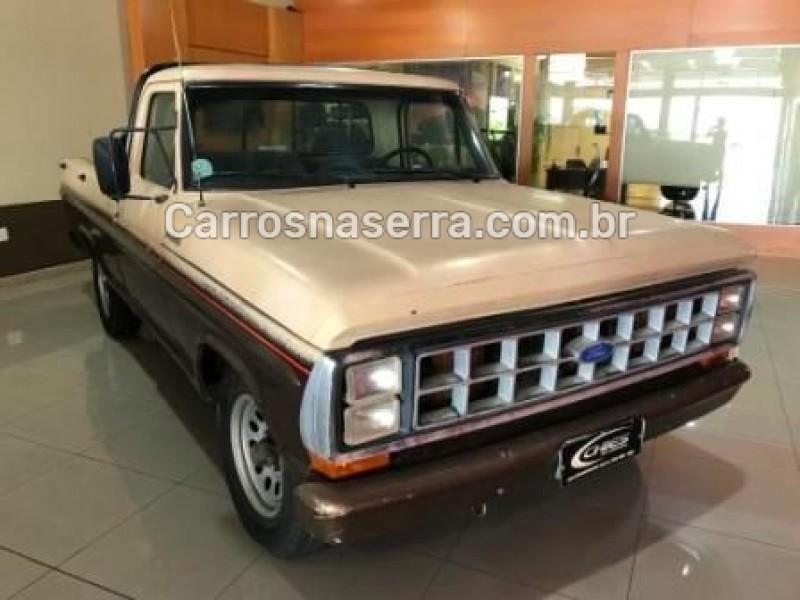 f 1000 3.9 super serie 4x2 cs 8v turbo diesel 2p manual 1987 carlos barbosa