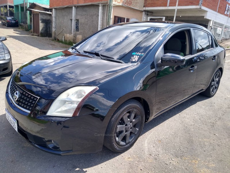 sentra 2.0 s 16v gasolina 4p manual 2008 caxias do sul