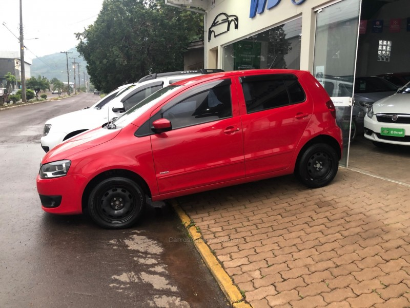 fox 1.0 mi 8v flex 4p manual 2011 vale real