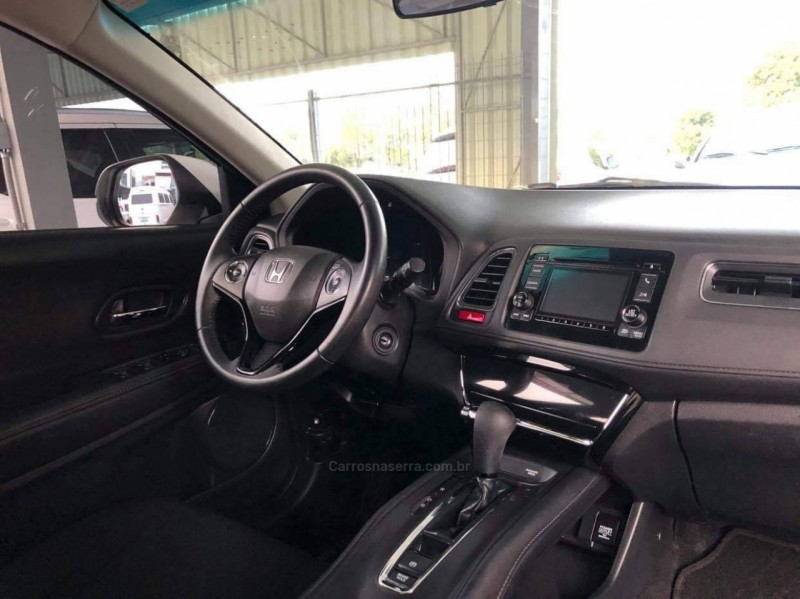 HR-V 1.8 16V FLEX EX 4P AUTOMÁTICO - 2018 - BOM PRINCíPIO