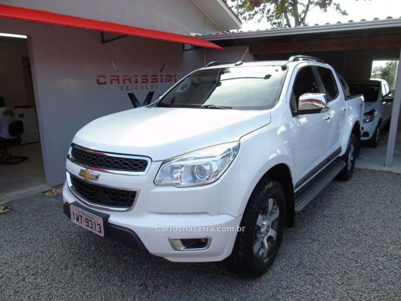 s10 2.5 ltz 4x4 cd 16v flex 4p manual 2015 carlos barbosa