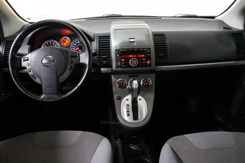 SENTRA 2.0 S 16V FLEX 4P AUTOMÁTICO - 2012 - TAQUARA