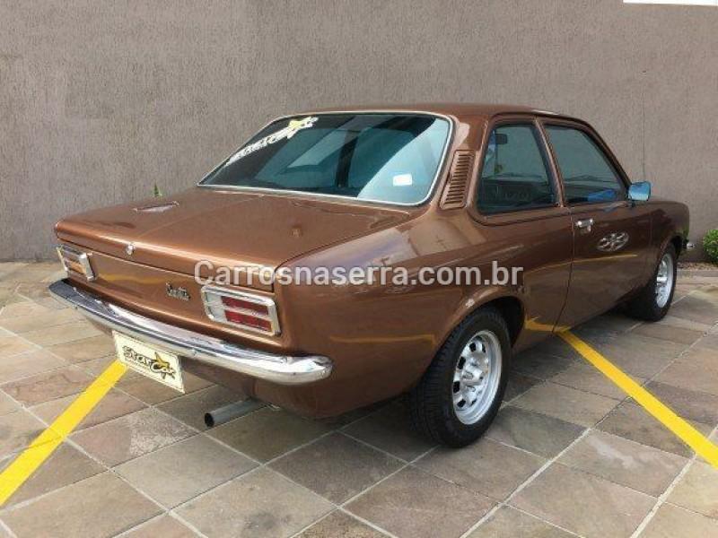 CHEVETTE 1.4 SL 8V GASOLINA 2P MANUAL - 1979 - CAXIAS DO SUL