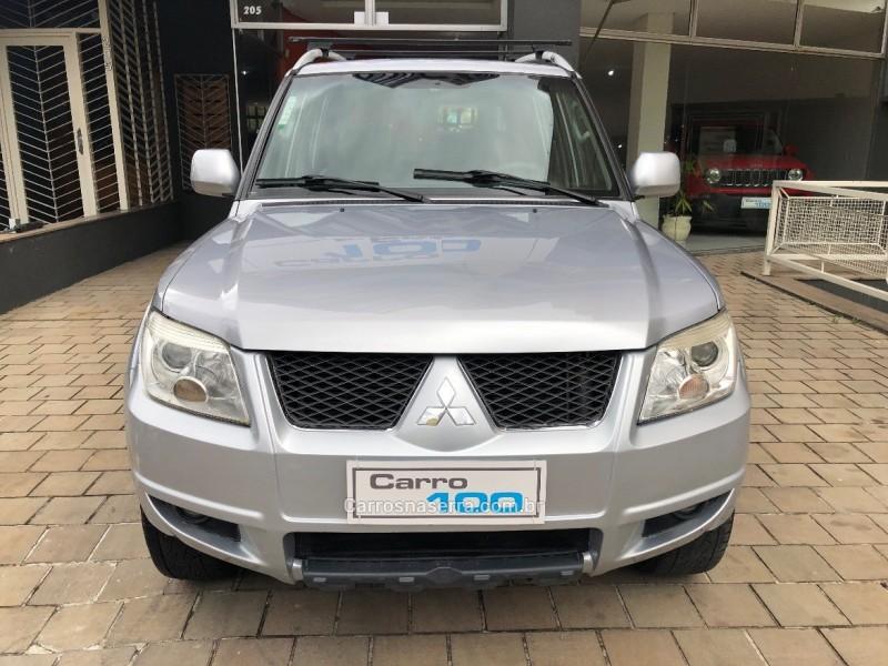 pajero tr4 2.0 4x4 16v 140cv flex 4p automatico 2011 caxias do sul
