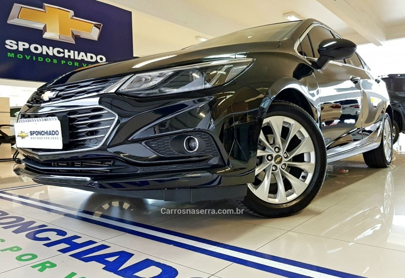 cruze 1.4 turbo ltz 16v flex 4p automatico 2018 caxias do sul