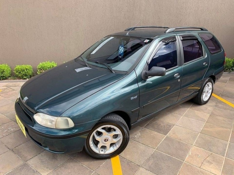 palio 1.6 mpi elx weekend 8v gasolina 4p manual 1999 caxias do sul