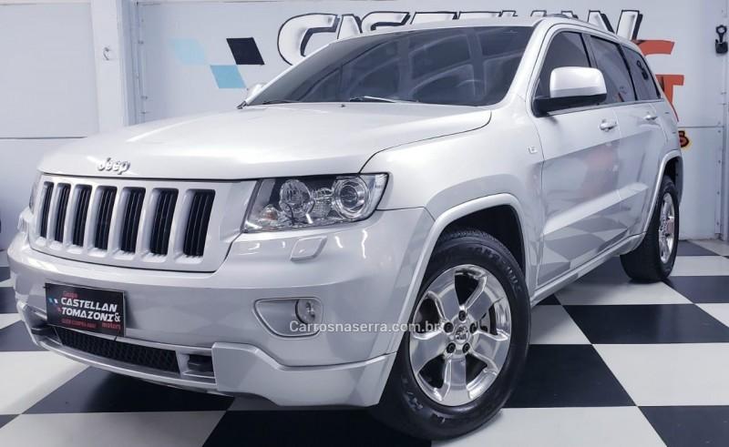 grand cherokee 3.6 laredo 4x4 v6 24v gasolina 4p automatico 2011 caxias do sul