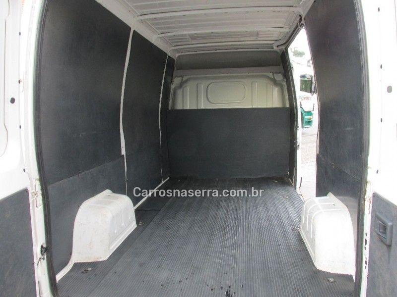 ducato 2.3 maxicargo 10 16v turbo diesel 3p manual 2014 bento goncalves