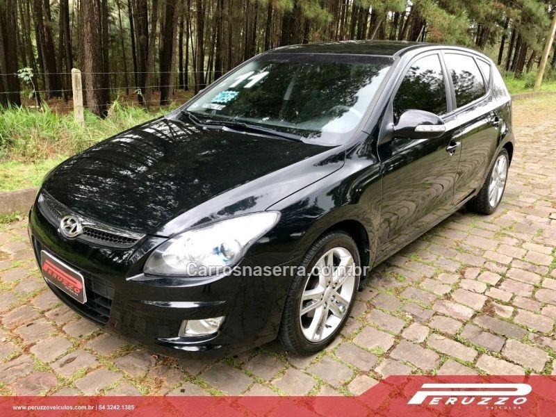 i30 2.0 mpi 16v gasolina 4p automatico 2011 nova prata