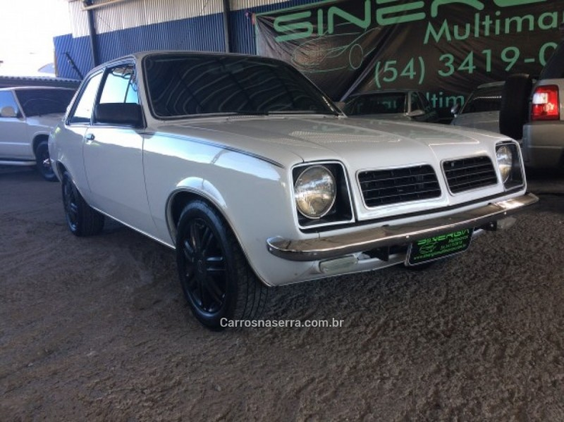 chevette 1.6 sl 8v gasolina 2p manual 1979 caxias do sul