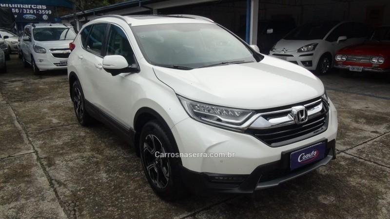CRV 2.4 4X4 16V GASOLINA 4P AUTOMÁTICO - 2018 - FARROUPILHA