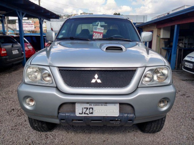 l200 2.5 sport hpe 4x4 cd 8v turbo intercooler diesel 4p manual 2004 caxias do sul