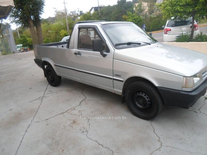 fiorino 1.5 ie pick up cs 8v gasolina 2p manual 1996 bento goncalves