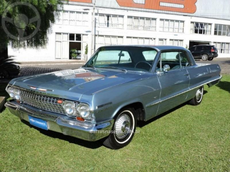 impala 7.0 ss v8 gasolina 2p automatico 1963 sao marcos