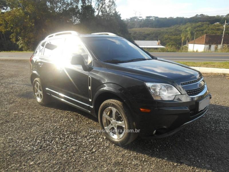 captiva 3.0 sidi awd v6 24v gasolina 4p automatico 2012 caxias do sul
