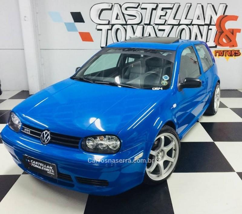 golf 1.8 mi gti 20v 150cv turbo gasolina 2p manual 2001 caxias do sul