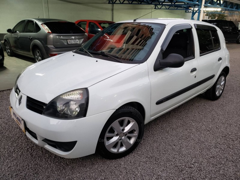 clio 1.0 campus 16v flex 4p manual 2012 bento goncalves