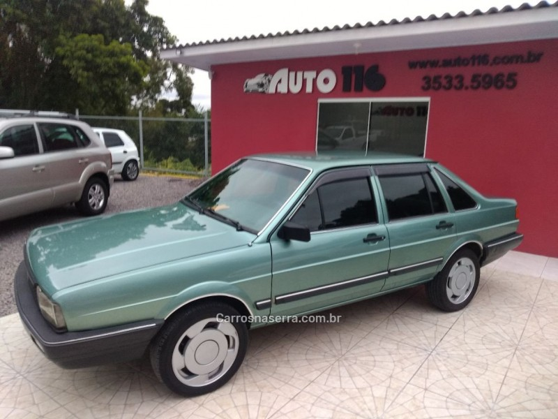 santana 1.8 cl 8v gasolina 4p manual 1990 caxias do sul