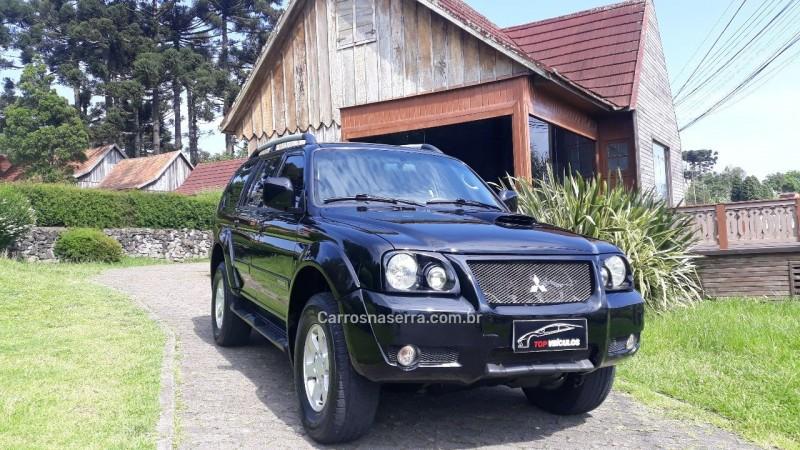 PAJERO 2.5 HD 4X4 8V TURBO INTERCOOLER DIESEL 4P MANUAL - 2008 - CAXIAS DO SUL