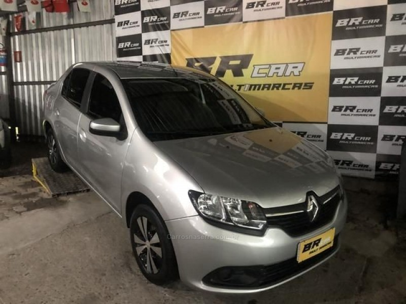 logan 1.6 expression 16v flex 4p manual 2015 caxias do sul