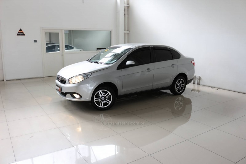 grand siena 1.4 mpi attractive 8v flex 4p manual 2016 taquara