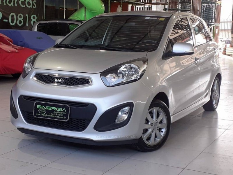 picanto 1.0 ex4 at 12v flex automatico 2014 caxias do sul