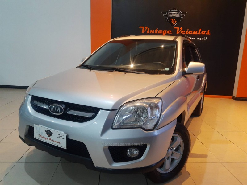 sportage 2.0 lx 4x2 16v flex 4p manual 2010 caxias do sul