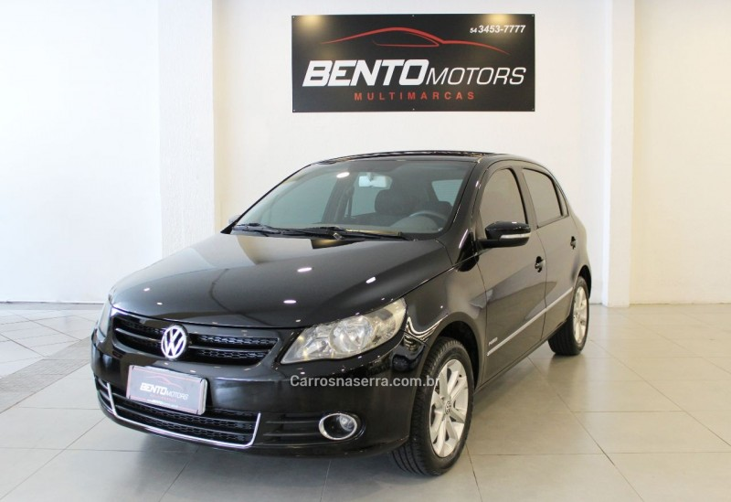 gol 1.6 mi power 8v flex 4p manual g.v 2011 bento goncalves