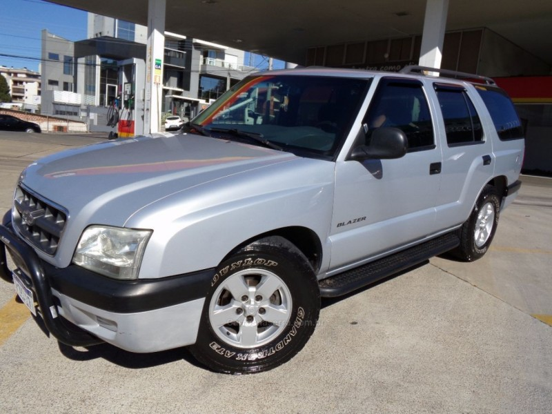 blazer 2.4 mpfi advantage 4x2 8v flex 4p manual 2003 caxias do sul