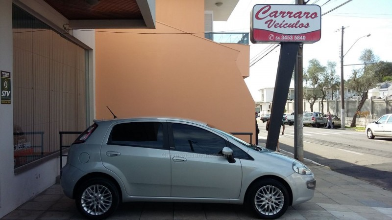 punto 1.6 essence 16v flex 4p manual 2014 bento goncalves