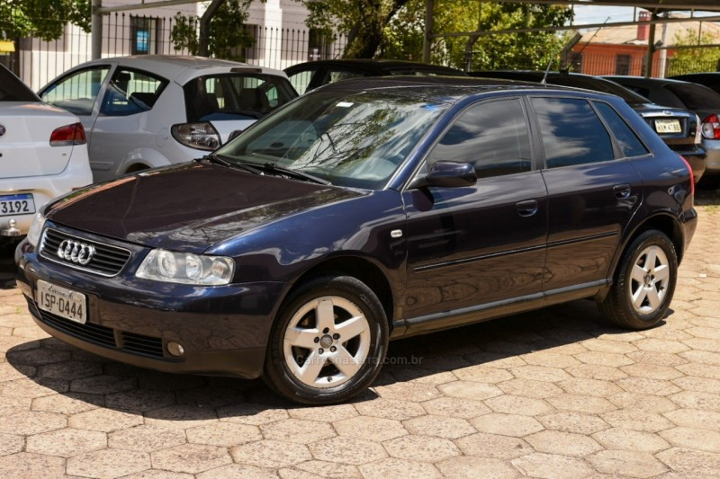 a3 1.6 8v gasolina 4p manual 2006 bento goncalves