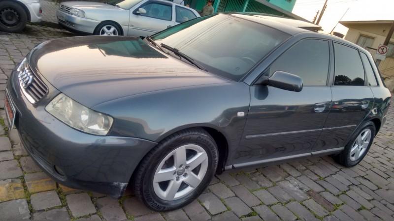 a3 1.8 20v gasolina 4p automatico 2005 caxias do sul