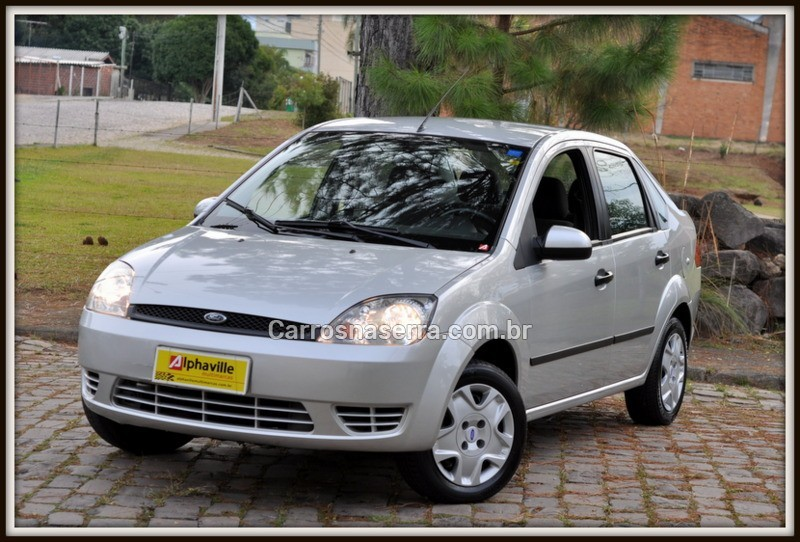 fiesta 1.6 mpi sedan 8v flex 4p manual 2007 caxias do sul