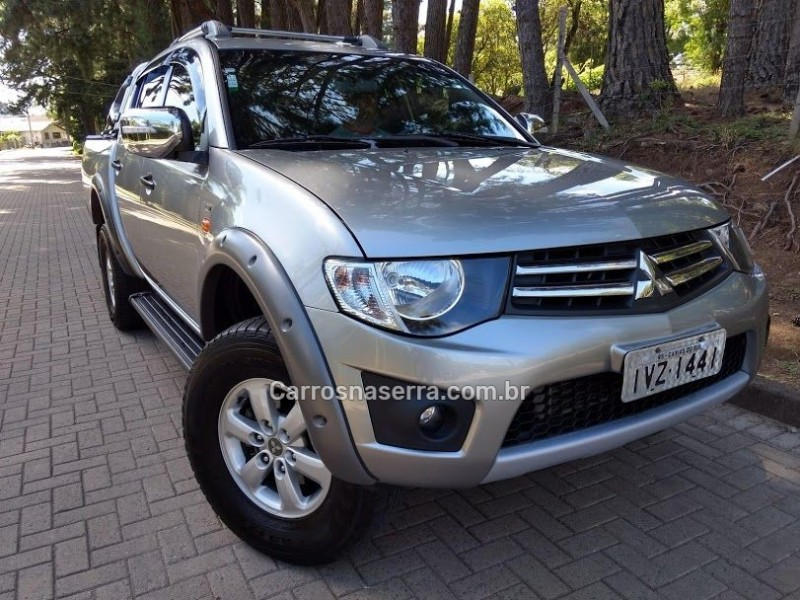 l200 triton 3.2 gls 4x4 cd 16v turbo intercoler diesel 4p manual 2015 caxias do sul