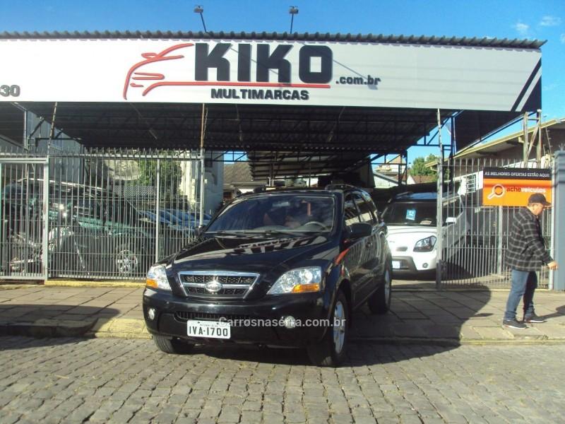 sorento 2.5 ex 4x4 16v diesel 4p automatico 2009 caxias do sul