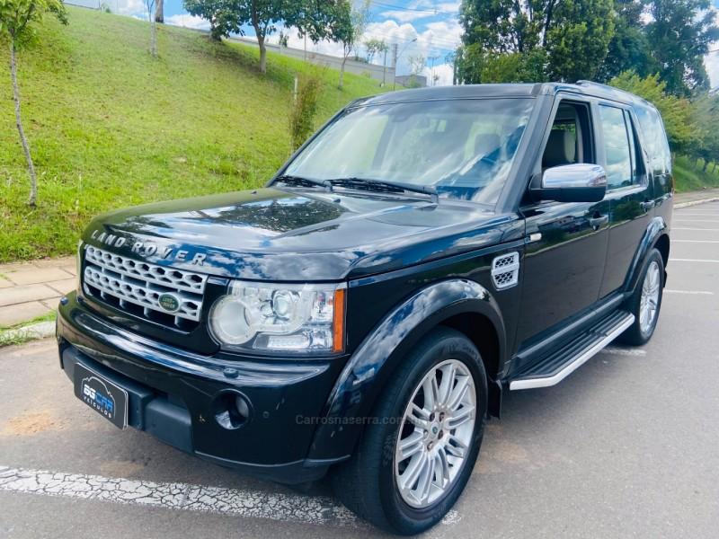 discovery 4 3.0 hse 4x4 v6 24v turbo diesel 4p automatico 2011 bento goncalves