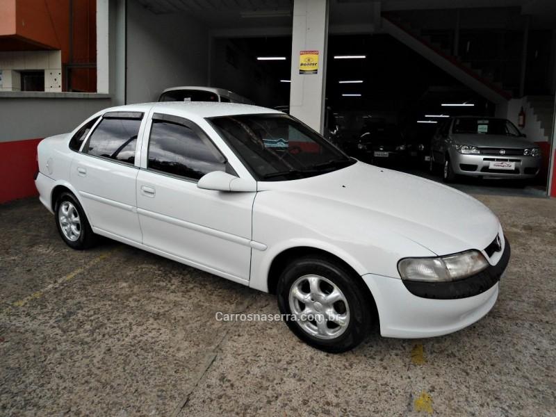 vectra 2.0 mpfi gls 8v gasolina 4p manual 1999 caxias do sul