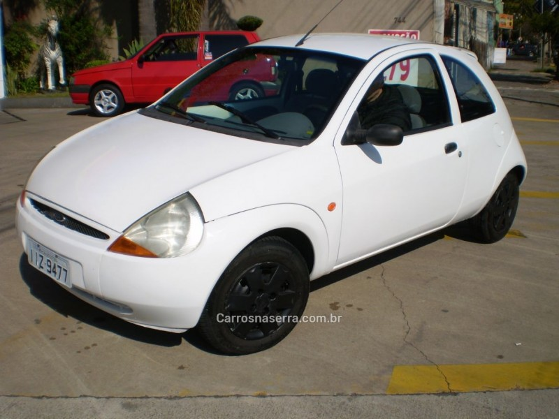 ka 1.0 mpi gl 8v gasolina 2p manual 2000 caxias do sul