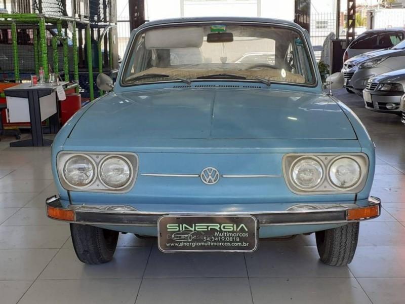 TL 1.6 8V GASOLINA 2P MANUAL - 1973 - CAXIAS DO SUL