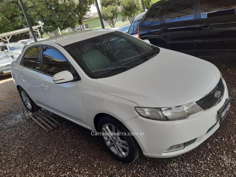 cerato 1.6 ex3 sedan 16v gasolina 4p manual 2011 caxias do sul