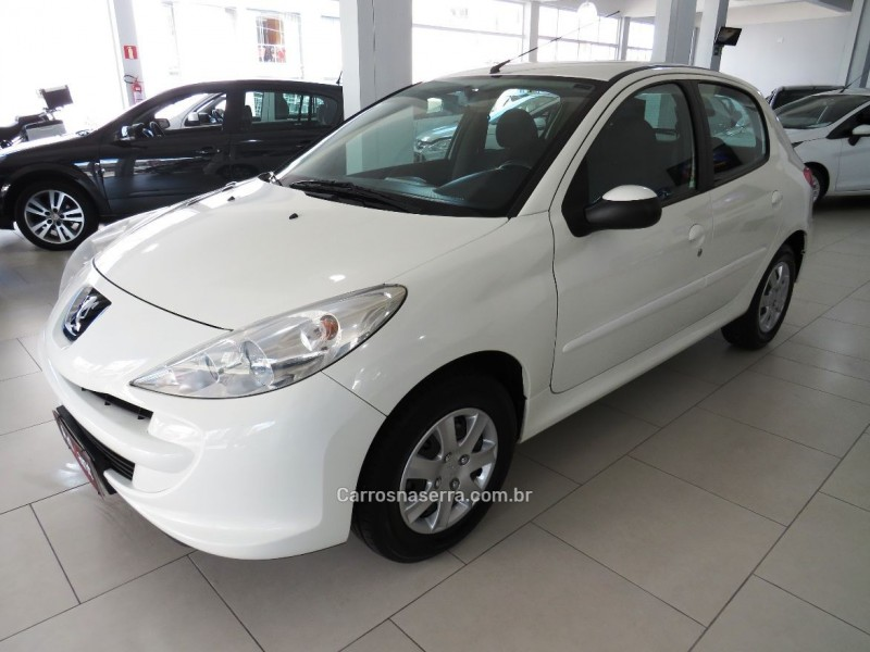 207 1.4 active 8v flex 4p manual 2014 caxias do sul